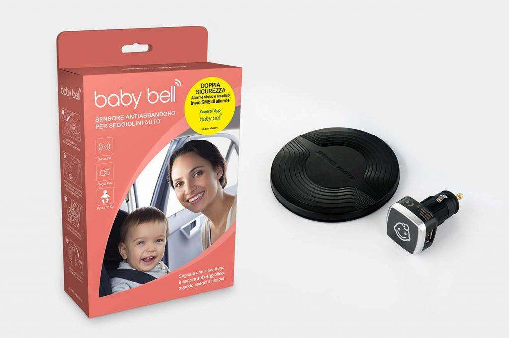 Baby bell Dispositivo anti abbandono