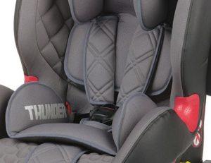 Imbottiture e cinghie di sicurezza del seggiolino Be Cool Thunder Isofix