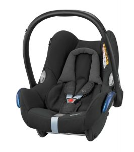 Seggiolino auto Bébé Confort Cabriofix (colore nomad black)