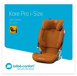 Coprtina del manuale d'istruzioni del Kore Pro i-Size