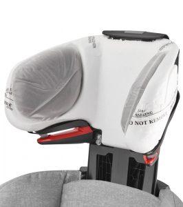 Il sistema di protezione AirProtect del seggiolino Bébé Confort RodiFix AirProtect