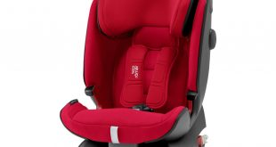 Britax Römer Advansafix IV R (colore Fire Red)