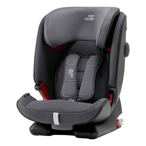 Britax Römer ADVANSAFIX IV R (color gray storm)