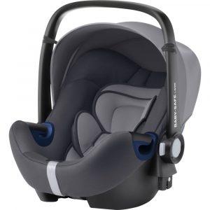 Seggiolino auto Britax Römer Baby Safe2 i-Size (color storm grey)