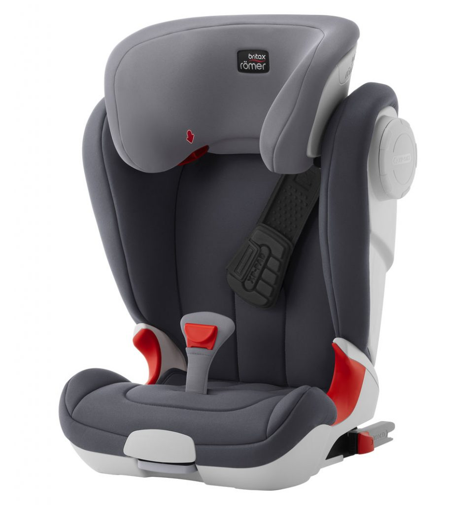 Britax Römer Kidfix II XP SICT (color storm grey)