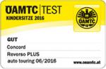 Concord Reverso Plus: riconoscimento OAMTC