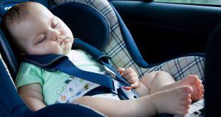 Cuscino Tata: bambino che dorme serenamente