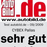 Riconoscimento Auto Bild per Cybex Pallas