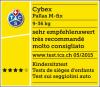 Riconoscimento TCS per Cybex Pallas M-Fix