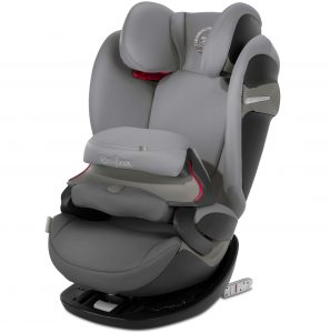 Cybex Pallas S-Fix Grigio (Manhattan Gray)