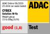 Riconoscimento ADAC per Cybex Solution M-Fix