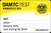 Riconoscimento OEAMTC per Cybex Solution M-Fix