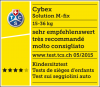 Riconoscimento TCS per Cybex Solution M-Fix