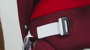 Cybex Sirona: cinghie del cuscino di protezione