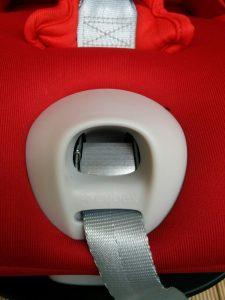 Cinghia di regolazione centrale per tendere le cinture del Sirona M2 i-Size