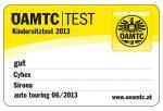 Riconoscimento OAMTC per Cybex Sirona