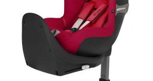 Cybex Sirona S i-Size (colore rosso, rebel red)