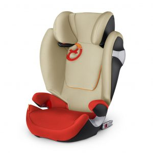 Cybex Solution M-Fix (colore Autumn gold)