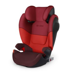 Cybex Solution M-Fix (colore Rumba Red)