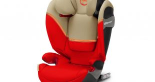 Cybex Solution S-Fix color autumn gold (edizione 2020)