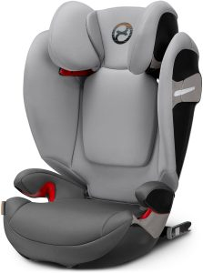 Cybex Solution S-Fix Grigio (Manhattan Gray)