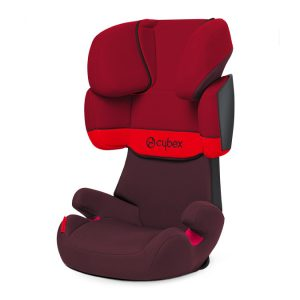 Cybex Solution X Rosso (Rumba Red)