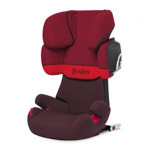 Cybex Solution X2-Fix Rosso (Rumba Red)