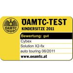 Riconoscimento OAMTC-TEST per Solution X2-Fix