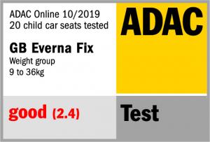 Valutazione ADAC di Gb Everna Fix