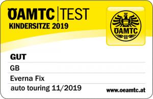 Valutazione OAMTC di Gb Everna Fix