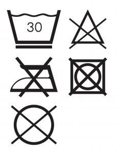 Indicazioni per il lavaggio del rivestimento del Gb Gold Everna Fix