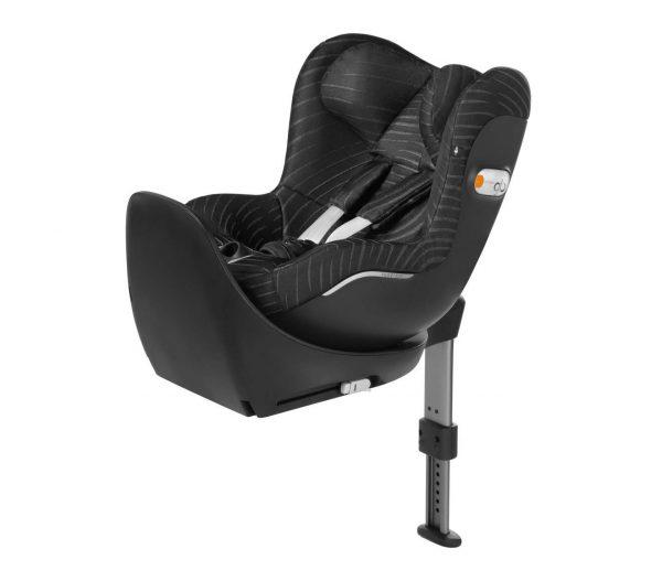 Gb Vaya 2 i-Size (in colorazione Lux Black)