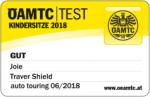 Valutazione ÖAMTC del seggiolino Joie Traver Shield