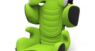 Seggiolino auto Kiddy Cruiserfix 3 (color Spring green)