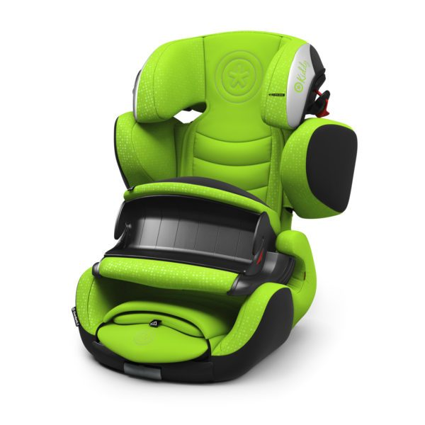 Kiddy Guardianfix 3 in colorazione verde