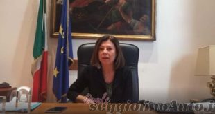 Video della ministra De Micheli
