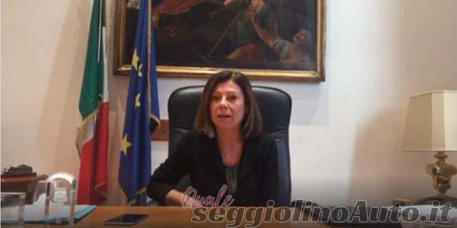 Video della ministra De Micheli