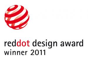 Logo Red Dot Design Award 2011