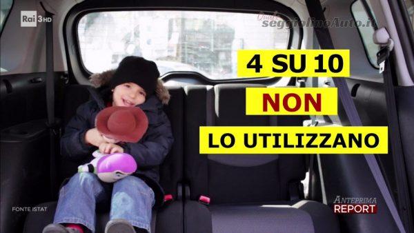 Report: 4 automobilisti su 10 non lo utilizzano