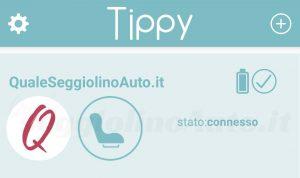 Tippy: stato connesso